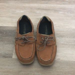 Sperry Boys Lanyard Shoes